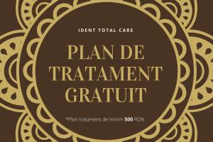 plan de tratament stomatologic gratuit